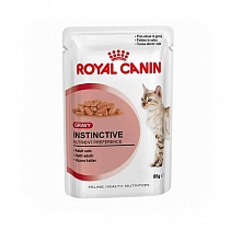 ROYAL CANIN д/к м/п Инстинктив 85гр
